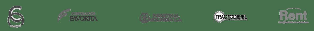 Empresas que prefieren 3 Tracklink