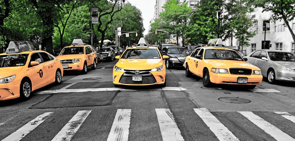 Taxis con Tracklink